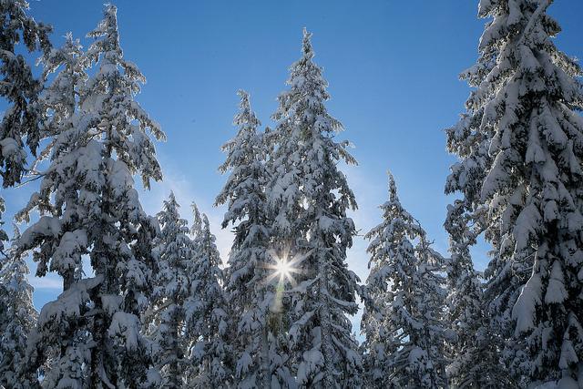 fun winter activities in Bend Oregon