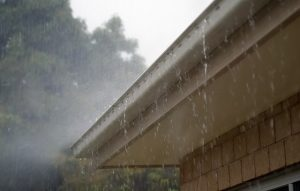 Our gutter cleaning service includes a full flush