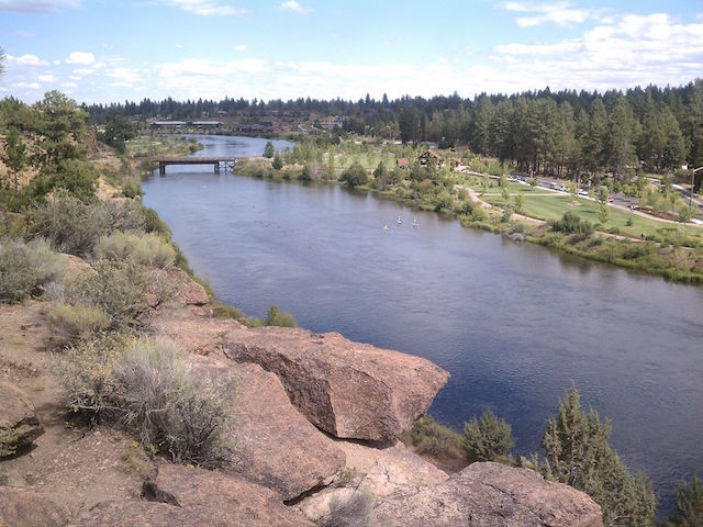 farewell park in Bend Oregon