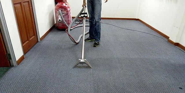 Carpet Cleaning Service Bend Oregon Eco Friendly 100